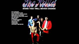 The Hollies - Signs That Will Never Change (Stereo LP)