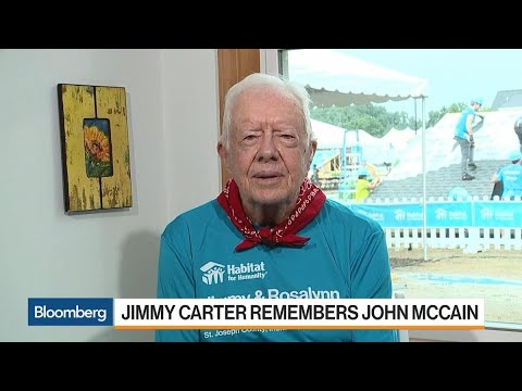 Jimmy Carter Says White House Corrected a Serious Mistake Regarding McCains Death