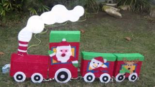 Homemade Christmas Yard Decorations Ideas (la  California)