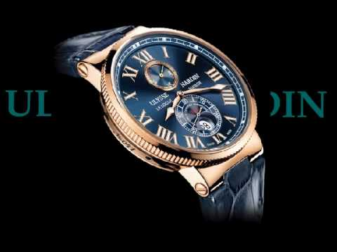 Luxury Watches At Discount Prices Ulysse Nardin Youtube