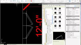 Autocad Week 3, Dynamic Block Door, Insertion And Modifications Part 2