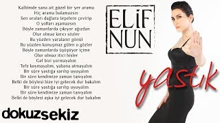 Elif Nun - Yastık (Official Audio)