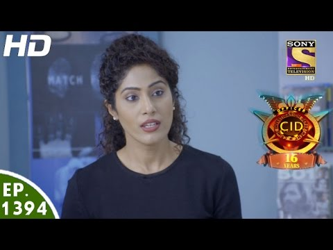 CID - सी आई डी - Cop Ya Qatil - Episode 1394 - 3rd December, 2016