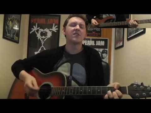 Last Kiss - Pearl Jam acoustic cover