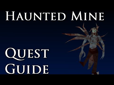 RSQuest: The Haunted Mine Quest Guide [Runescape RS3]
