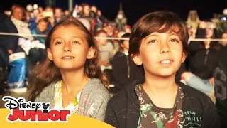 RELAXING! | A Day in the Life of Mickey ft. Moshaya Family | Disney Junior Arabia