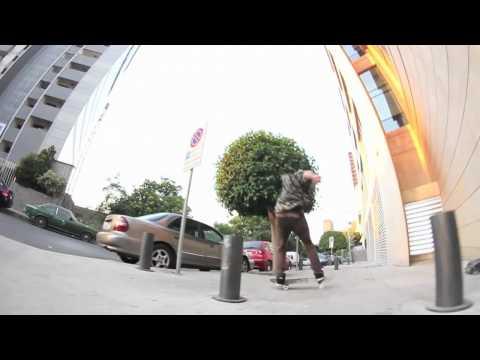 Khalil Kozah Skateboarding - Lebanon 2012