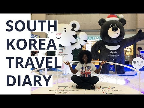 Travel Vlog: Black Woman Traveling Alone in Seoul, South Korea! Yay or Nay?