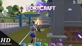 FortCraft Android Gameplay [1080p/60fps]
