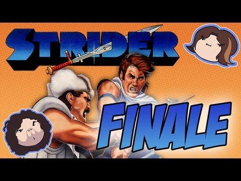 Strider: Finale - PART 9 - Game Grumps |