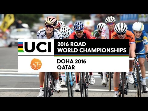 Women Elite Road Race - 2016 UCI Road World Championships / Doha (QAT)