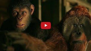 Планета обезьян: Война - трейлер (2017) Боевик Фильм