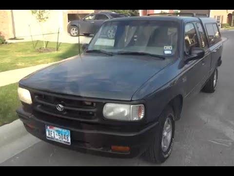 1994 Mazda B3000 Review