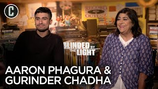 Blinded By The Light: Gurinder Chadha & Aaron Phagura Interview