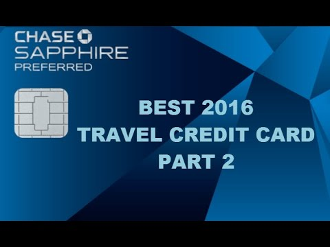 CHASE SAPPHIRE PREFERRED OVERVIEW PT 2 & FREE UNITED MILEAGE POINTS