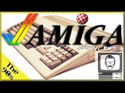 Amiga Story Part 2 (The 90s) | Nostalgia Nerd