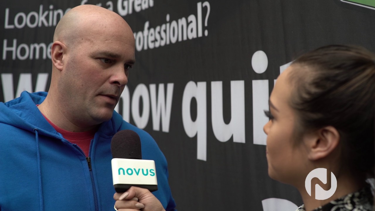 Bc Home And Garden Show On Novus Tv Youtube