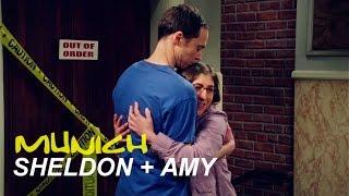 Sheldon + Amy | Munich