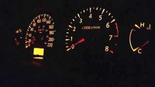 Extracción de códigos de falla sin escaner Nissan 02-06