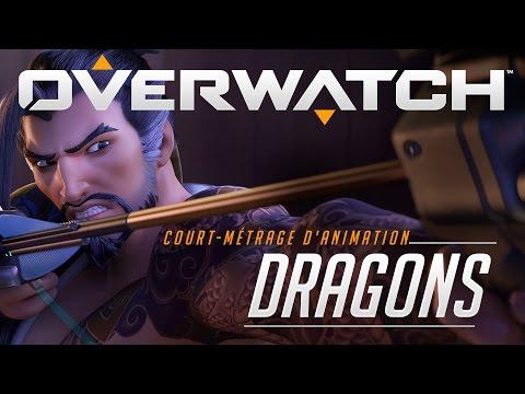 Court-métrage d'animation : Deux dragons (VF)