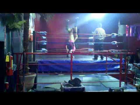 Marc Krieger vs  Pepper Parks Pier 6 Wrestling 10222011