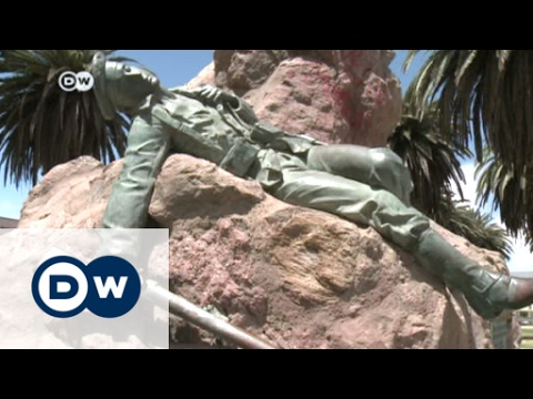 Namibians want Germany to remove monuments | DW News