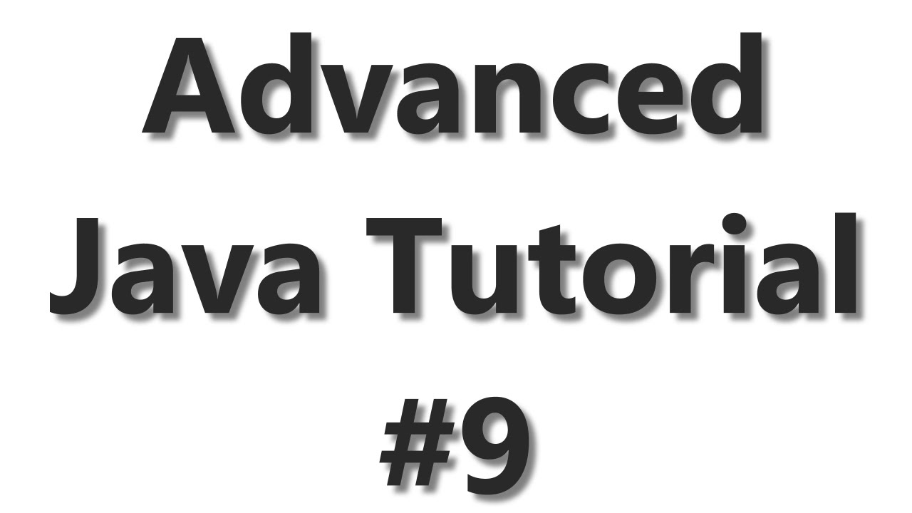 Advanced java tutorial 9 watchservice api youtube advanced java tutorial 9 watchservice api baditri Images