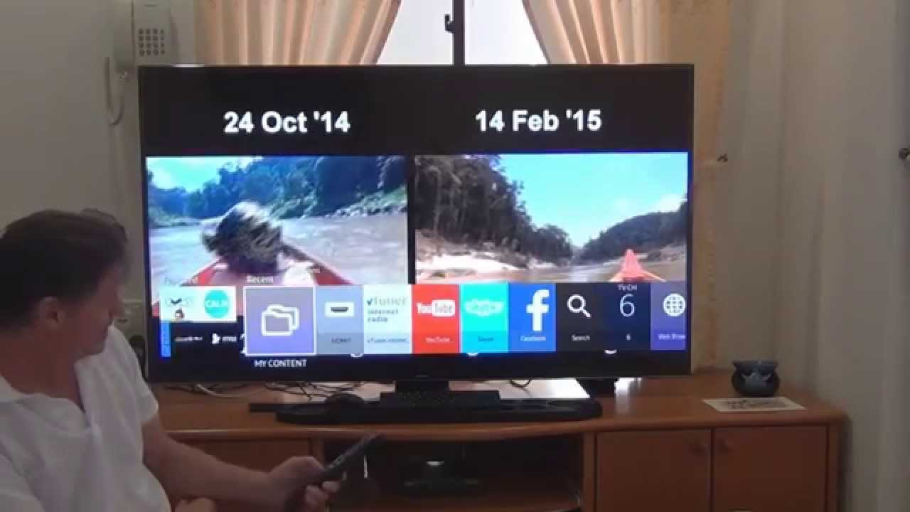 Samsung Smart TV 4K, LED 60\