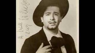 Giuseppe di Stefano - Che gelida manina (Studio recording)