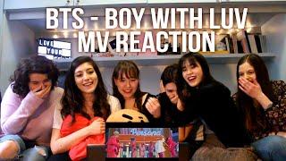 [KOR/ENG SUB] BTS (방탄소년단) _ Boy With Luv (작은 것들을 위한 시) feat. Halsey M/V + ALBUM Reaction