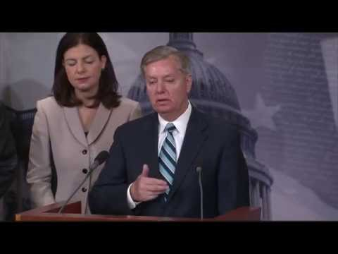 FULL PRESS CONFERENCE: Graham, Others Announce Bill Restricting Transfers of GTMO Detainees