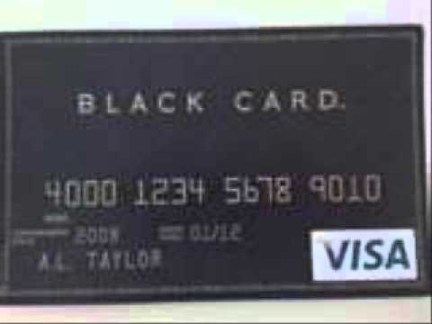 Fed Black Card