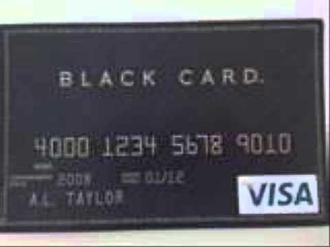 fed black card Fed Black Card - YouTube