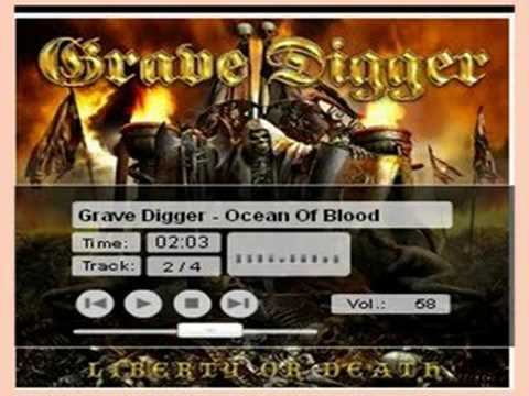 grave digger ocean of blood