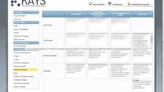 Projenin Mantıksal Çerçeve Bilgilerinin Girilmesi - Kays - Kalkınma Ajansları Yönetim Sistemi thumbnail