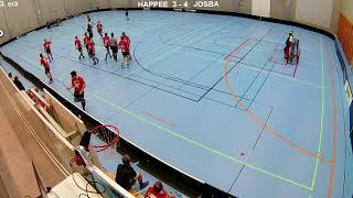 Happee-Josba (b-pojat harjoitusottelu)