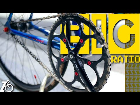 How to Increase Your Fixed Gear Ratio WITHOUT DESTROYING Your Knees