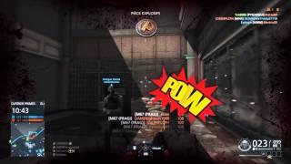 Battlefield hardline, une frag pour 5 kills