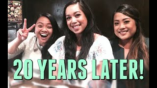 REUNITED AFTER 20 YEARS!!! - July 21, 2017 -  ItsJudysLife Vlogs