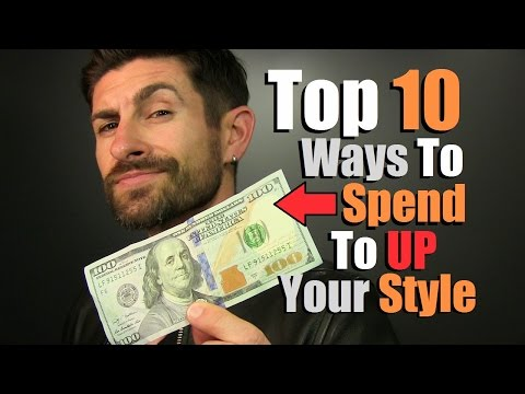 10 BEST Ways To Spend $100 To Upgrade Your Style (IMO)