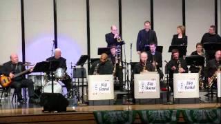 """HWE Big Band """"Moten Swing"""""""