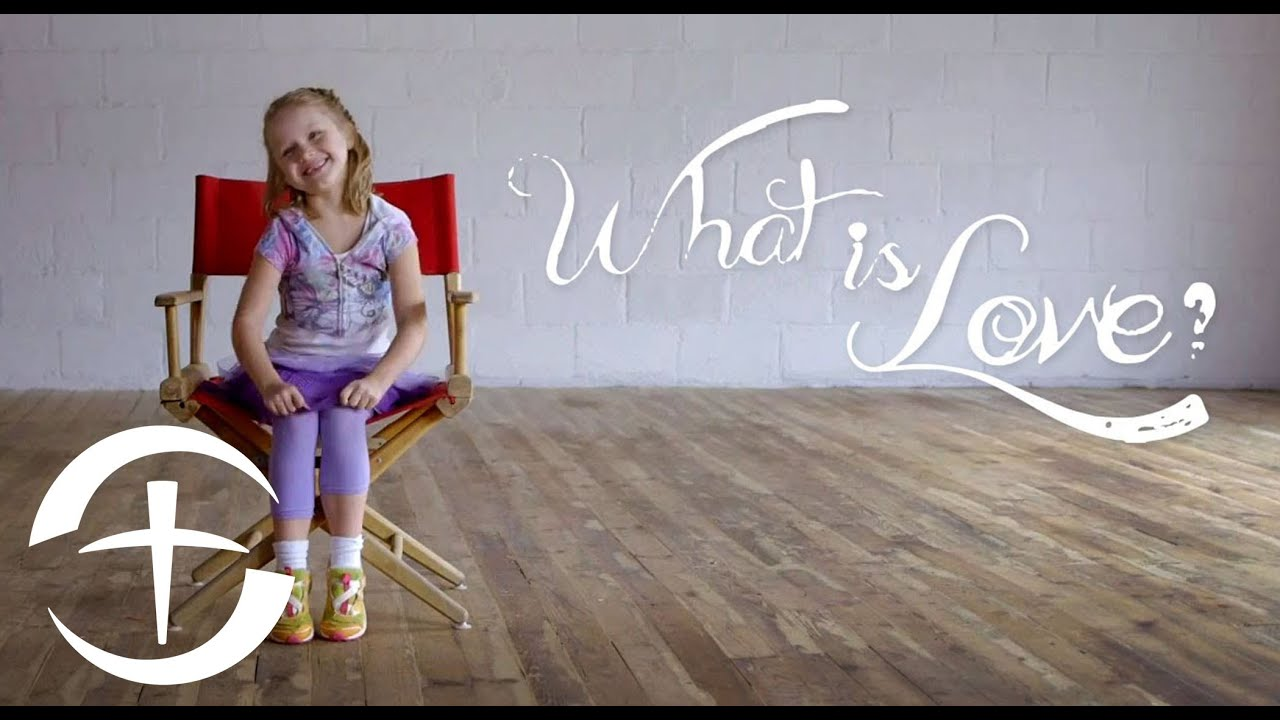 cute kids answer--what is love? - youtube