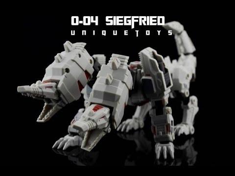 Unique Toys O-04 Seigfried