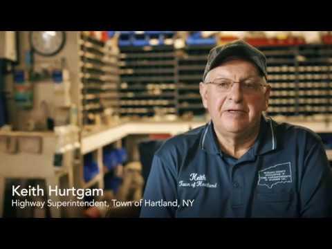 Local Roads Program: Hartland, NY Highway Superintendent Keith Hurtgam
