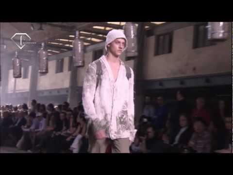 fashiontv | FTV.com - PARIS MEN FW S/S 2010 - KENZO SHOW