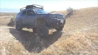 4 6 jeep stroker wj build flex test 2 0