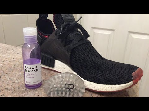 **How To Clean Boost On you Nmds 2018**