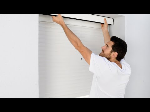Cómo instalar la mosquitera Artens enrollable N2 · LEROY MERLIN