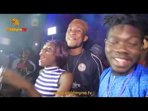 9ICE, DANKU, SERIKI, RAYCE, MZ KISS AND OTHERS PERFORM AT VOICE OF THE STREET