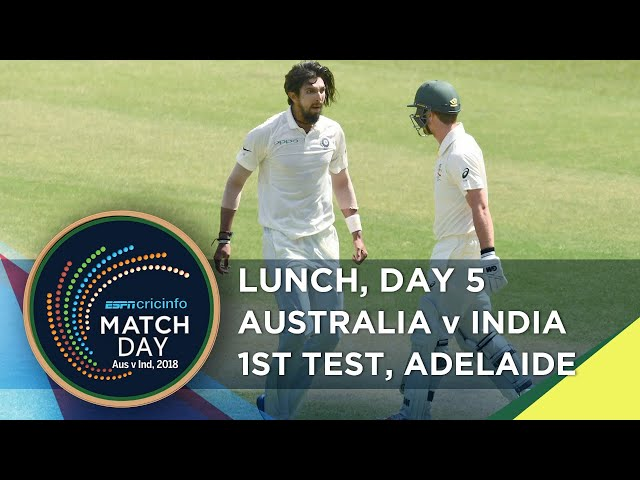Lunch show: 'The luxury Kohli has is that all his bowlers can take wickets' - Laxman